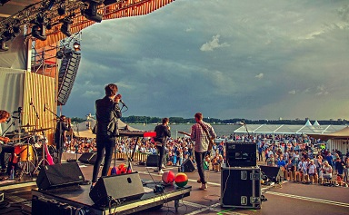 Band bedrijfsfeest Rotterdam